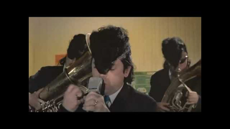 08 - born to be wild - Leningrad Cowboys Go America [***VIDEO CUTE***]