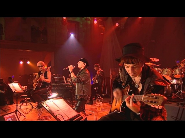Scorpions(Acoustica) - Dust In The Wind Rhythm Of Love(live in Lisbon 2001)