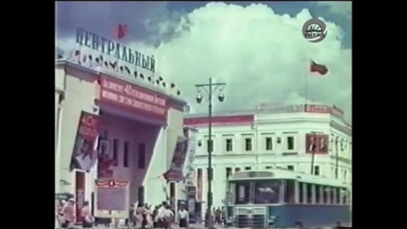 Якутия в кадрах кинохроники Госхранилища кинодокументов по Республике Саха (Якутия)