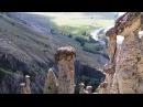 Каменные Грибы ущелья Ак Курум Горный Алтай