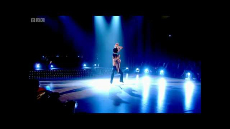Victor Da Silva and Hanna Karttunen Exhibition Showdance - BBC
