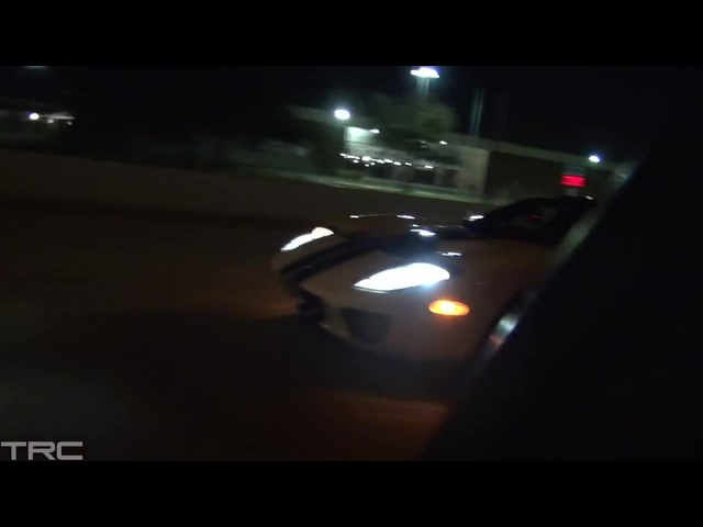 Two 1000HP Supras battle Texas Streets - TX2K13