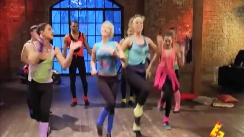 Даёшь молодёжь - Школа танцев Алекса Моралеса - Танцы из меню