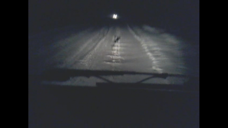 Дорога Северный Маганак-Красная горка.