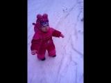 ходим по снегу и не падаем