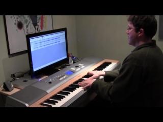 Nightwish - Turn Loose The Mermaids (Imaginaerum) - Piano Slava Makovsky