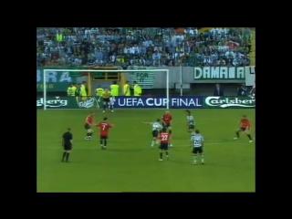 Финал Кубка УЕФА 2004/2005. Спортинг - ЦСКА