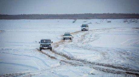 В Якутии открыты еще три ледовые переправы
