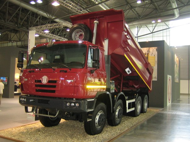 грузовые автомобили на мкад