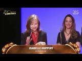 Лингвистические способности Изабель Юппер