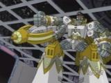Megas XLR - Batalha Real