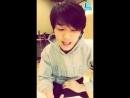 151020 [V] - CNBLUE MIN HYUK Fall in Mr.Kang 8