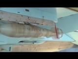 Россия ударила по боевикам бомбами с надписью «За Париж»