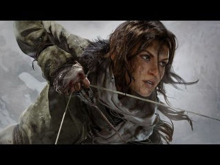 Rise of the Tomb Raider - видео промо песни I Shall Rise