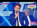 Comeback Stage 2PM - Im your man, 투피엠 - 아임 유어 맨, Music Core 20140913