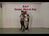 B.A.P - Young, Wild & Free ★ Hachimitsu no Kiss ★ cover dance