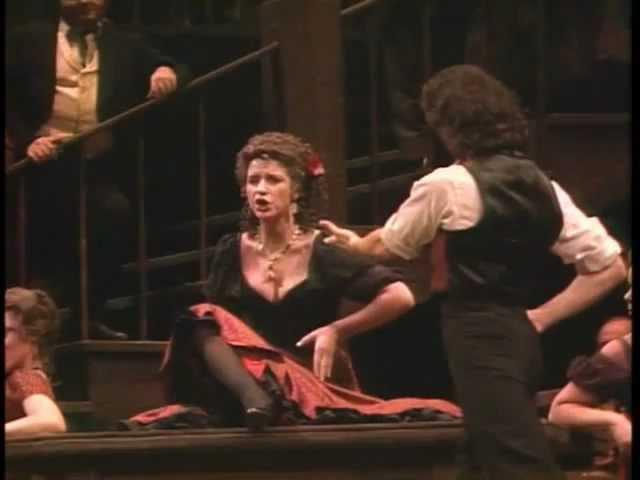 Carmen - La Chanson Bohême - Agnes Baltsa