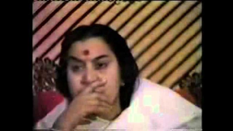 Посвящение единственный путь 31.07.1982 1 часть, Sahaja Yoga