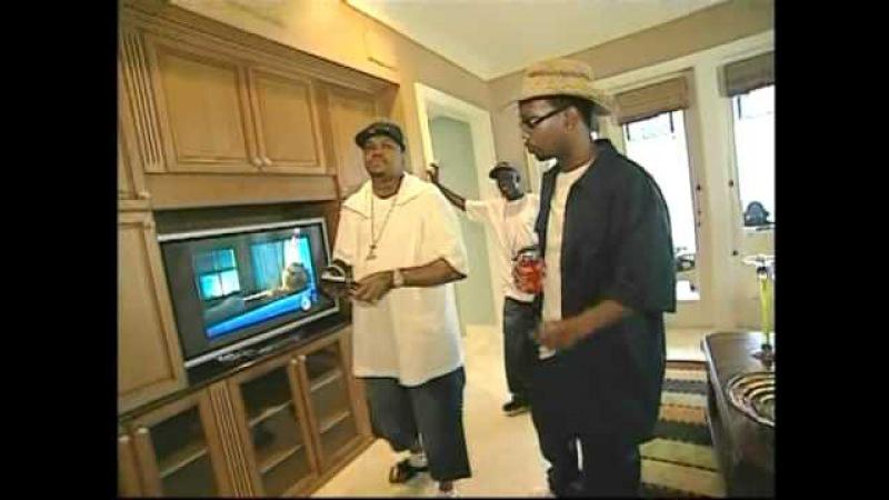 Three 6 Mafia On MTV Cribs (HypnotizedCamp.Net)