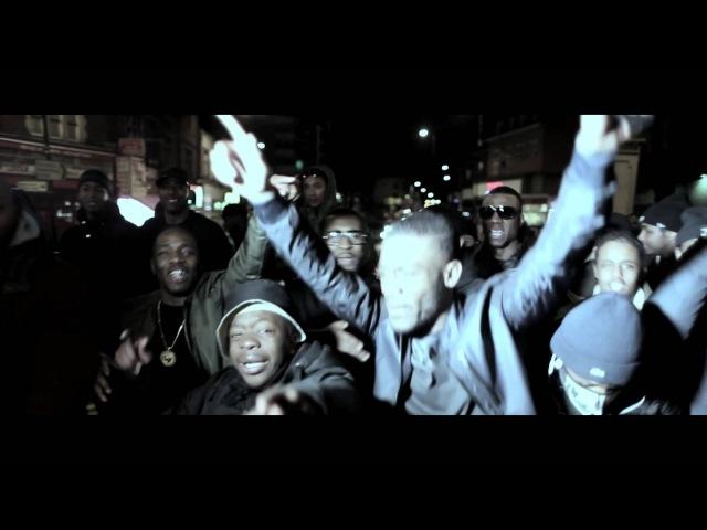 Krept Konan - Don't Waste My Time Remix ft Chip, French Montana, Wretch 32, Chinx Drugz, Fekky