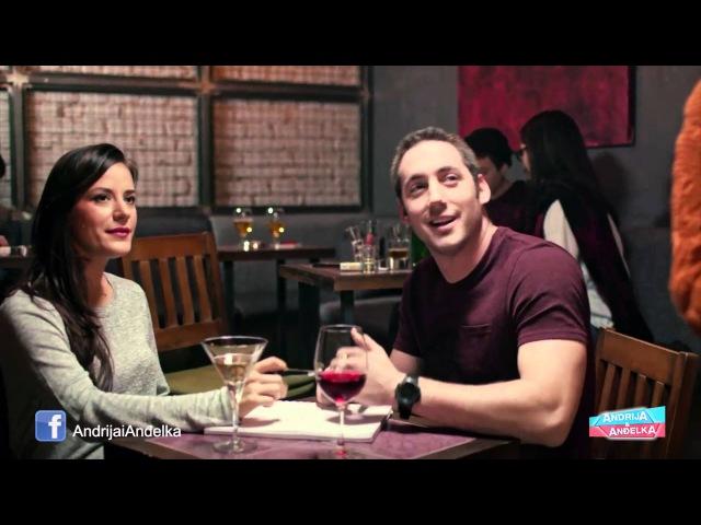 Andrija i Andjelka - Kako se ljube glumci?