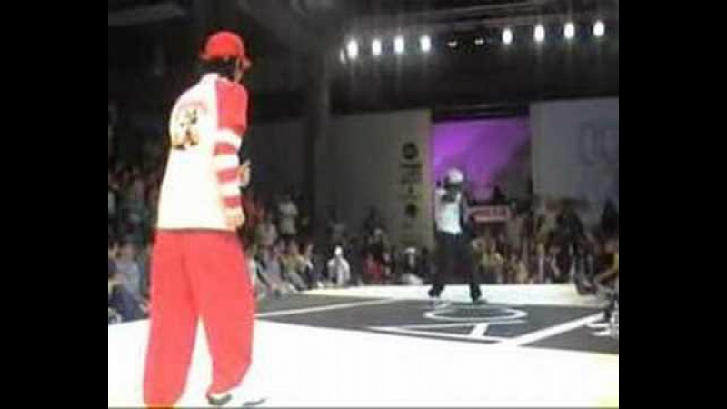 P.lock and don campbell to eurobattle 2006