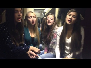 красивая песня девушек в поезде