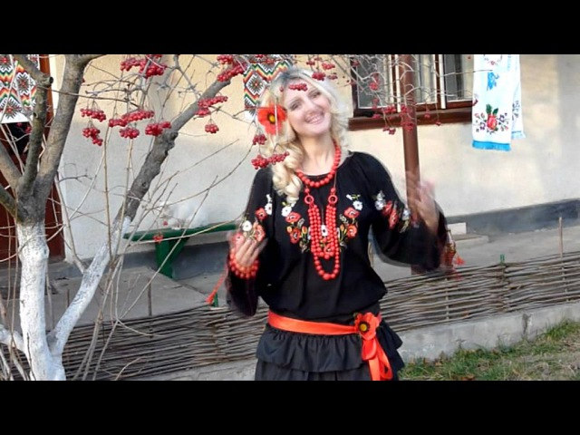 Оля Монастирська-Ярема - Мамина калина