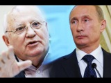 Михаил Горбачев. Путину есть что терять, он цепляется за власть, чтобы спасти награбленные капиталы!