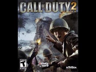 """Прохождение игры """"Call of Duty 2"""" 5 часть освобождение квартала Сталинграда."""