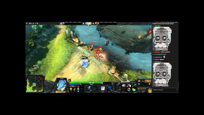 EvilArthas vs Spint - 1x1 на $$$$ | Dota 2