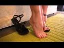 Beautiful toes.  Beautiful feet.