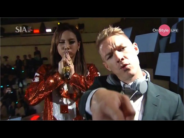 CL X DIPLO - REVOLUTION MTBD DIRTY VIBE 141028 SIA