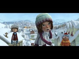 Снежная битва - Русский Трейлер (2015)(2016) смотреть онлайн в HD 720 качестве