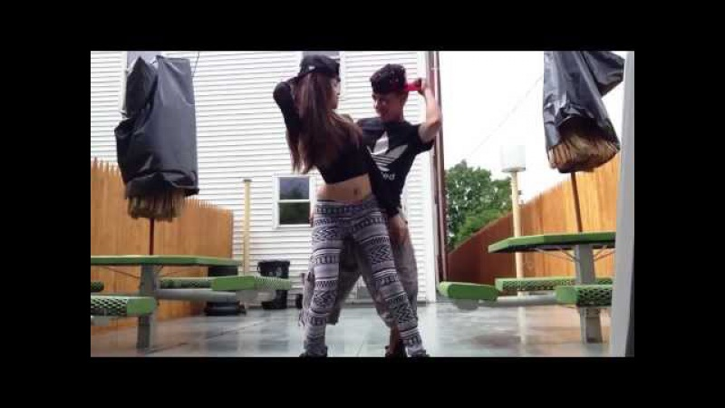 RedNose | Cute Couple Twerking | TwerkTV
