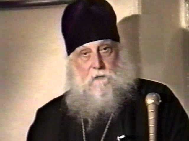 Епископ Василий (Родзянко) - Промысел Божий