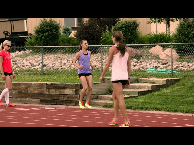 Jenny Simpson's Steps to Beijing: Episode 2