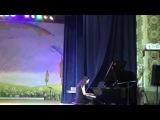 Зимний вечер романтический очень красивый на фортепиано!!!