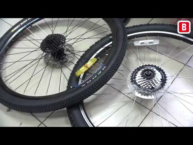 Как заменить трещетку и кассету на велосипеде