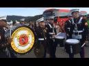 Drum Battle III Marine Expeditionary Force III MEF Band vs. Republic of Korea ROK Army Band.