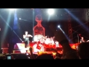 Three Days Grace - Riot (19 sept 2015, oak ridge clark nj, rock carnival)