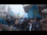 26 февраля 2014. Противостояние в Симферополе 26 февраля 2014 год часть первая