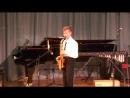 Конкурс эстрадно джазовой музыки