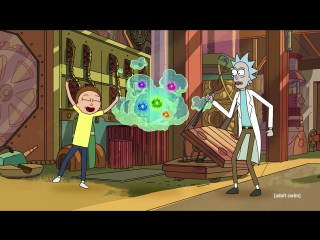 Moonmen Music Video (Complete) feat. Fart and Morty  Rick and Morty  Adult Swim