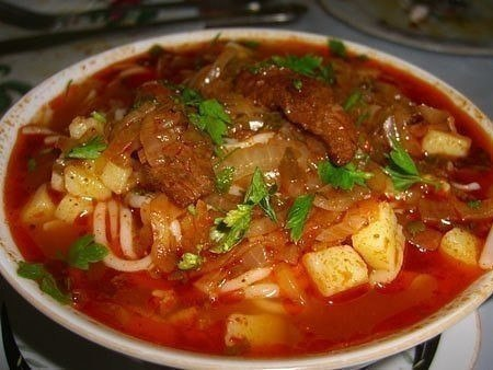 Лагман - узбекский густой суп - простое в приготовлении и аппетитное блюдо!