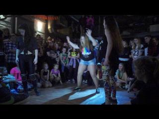 Reggaeton 2-й круг Тимофея против Фирсик против Olya-lya