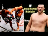 Ben Rothwell Highlights