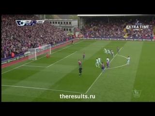 Обзор матча Кристал Пэлас - Вест Хэм (1:3) 17.10.2015