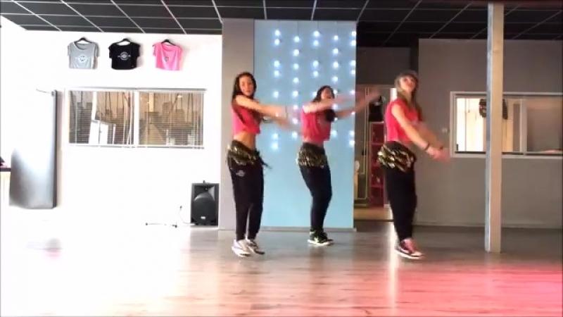Lean On - Major Lazer - Fitness Dance Choreography - Woerden - Nederland - Harmelen[1]