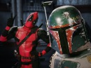 Deadpool vs Boba Fett Epic Rap Battles of History